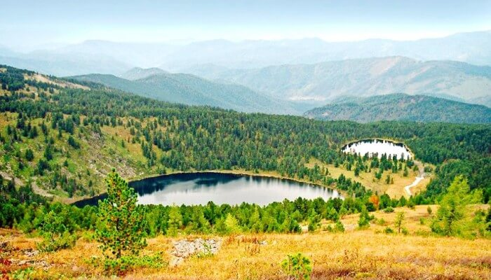 Фото и Стихотворение Алтай