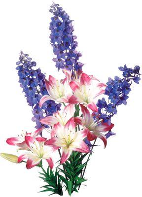 Цветы учителям гординской средней школы