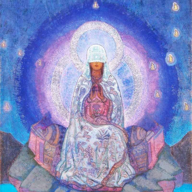 Мать Мира - великая творческая сила