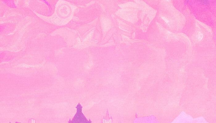 Фрагмент картины Николая Рериха София-Премудрость к стихотворению Огонь галактики спешит к Земле